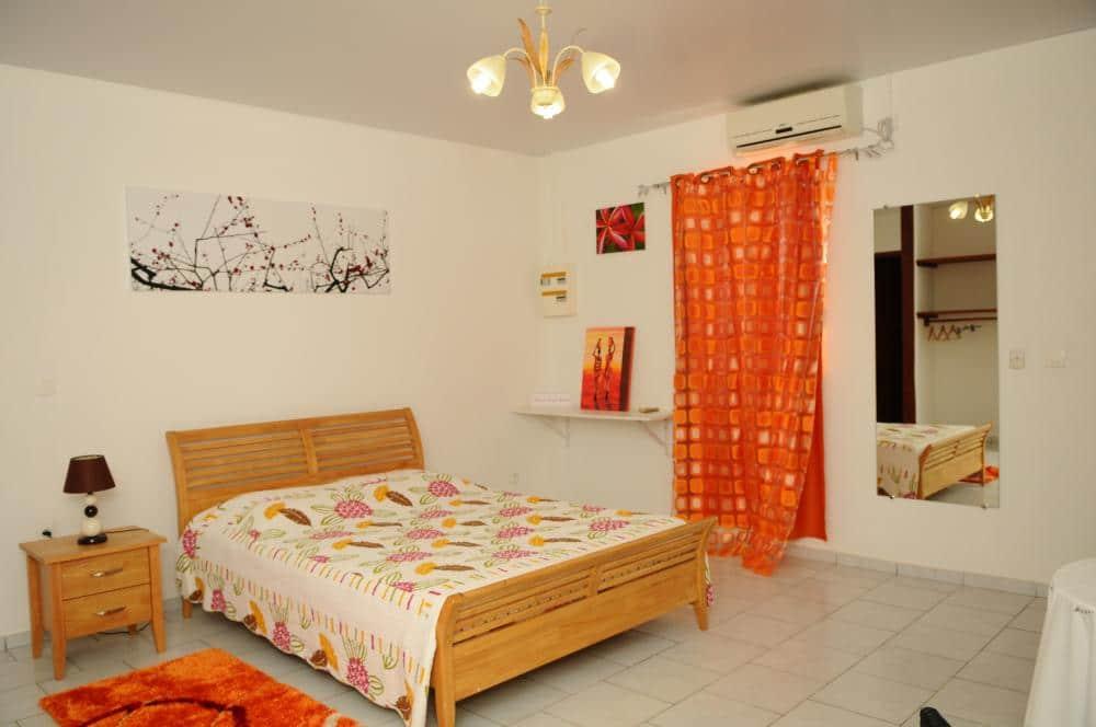 Chambre Ferme E. ZULEMARO à kourou, en Guyane