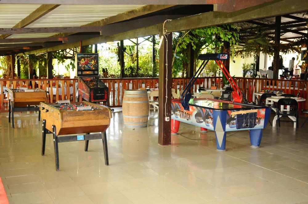 Salle de jeux Ferme E. ZULEMARO à kourou, en Guyane