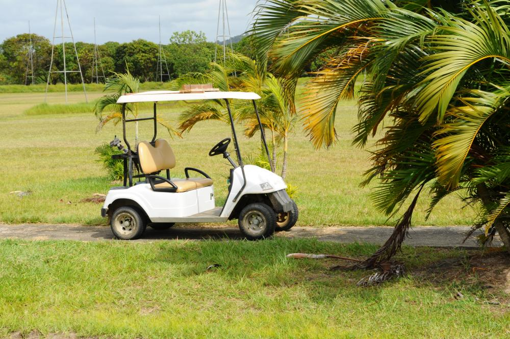 Golf Ferme E. ZULEMARO à kourou, en Guyane